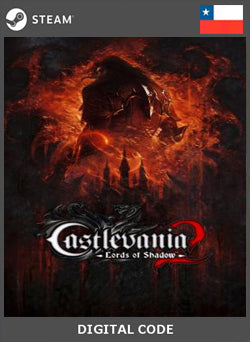 Castlevania Lords of Shadow 2 STEAM - Chilecodigos