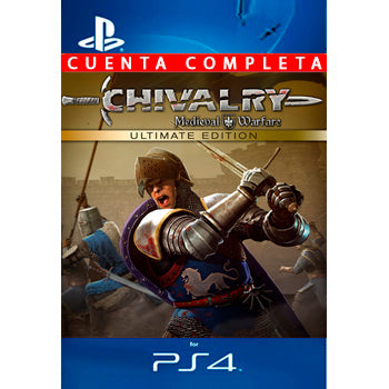 Chivalry Medieval Warfare Ultimate Edition PS4