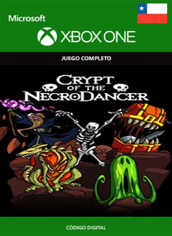 Crypt of the NecroDancer Xbox One - Chilecodigos