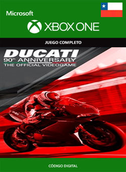 DUCATI 90th Anniversary Xbox One - Chilecodigos