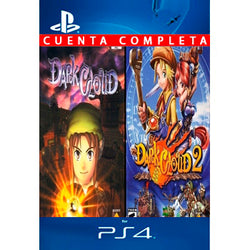 Dark Cloud Bundle PS4