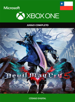 Devil May Cry 5 Xbox One - Chilecodigos