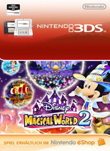 Disney Magical World 2, JUEGOS, NINTENDO - Chilecodigos