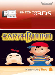 EarthBound (Solo 3DS XL)