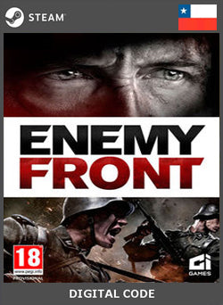 Enemy Front STEAM, JUEGOS, STEAM - Chilecodigos