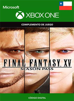 FINAL FANTASY XV Season Pass Xbox One - Chilecodigos