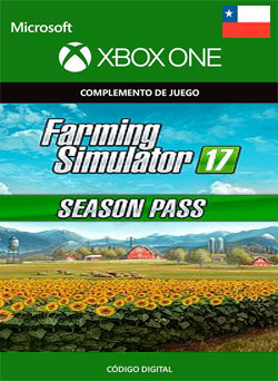 Farming Simulator 17 Season Pass Xbox One - Chilecodigos