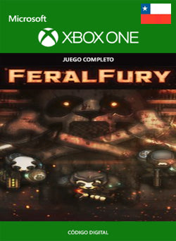 Feral Fury Xbox One - Chilecodigos