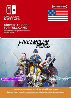 Fire Emblem Warriors Nintendo Switch - Chilecodigos