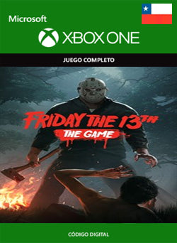 Friday the 13th The Game Xbox One - Chilecodigos