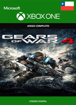 Gears of War 4 Xbox One - Chilecodigos