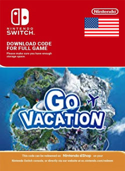 Go Vacation Nintendo Switch, JUEGOS, NINTENDO - Chilecodigos