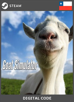 Goat Simulator STEAM, JUEGOS, STEAM - Chilecodigos