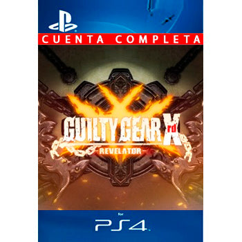 Guilty Gear Xrd REVELATOR PS4 - Chilecodigos