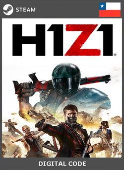 H1Z1 + DLC STEAM - Chilecodigos