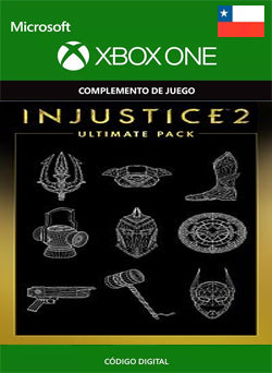 Injustice 2 Ultimate Pack Xbox One, DLC, XBOX - Chilecodigos