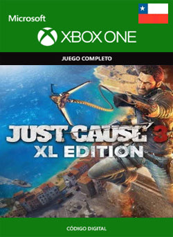 Just Cause 3 XL Edition Xbox One - Chilecodigos