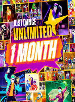 Just Dance Unlimited 1 Month Pass Nintendo Switch