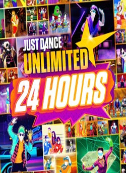 Just Dance Unlimited 24 Hours Pass Nintendo Switch