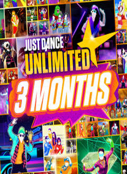 Just Dance Unlimited 3 Months Pass Nintendo Switch