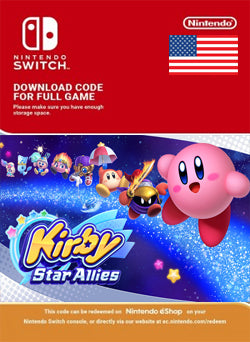 Kirby Star Allies Nintendo Switch, JUEGOS, NINTENDO - Chilecodigos