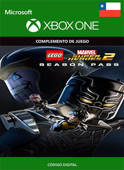 LEGO Marvel Super Heroes 2 Season Pass Xbox One - Chilecodigos