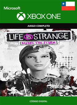 Life is Strange Before The Storm Xbox One - Chilecodigos