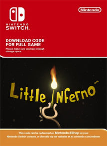Little Inferno Nintendo Switch - Chilecodigos