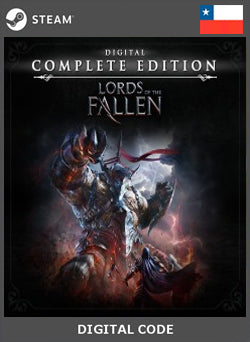 Lords of the Fallen GOTY STEAM - Chilecodigos