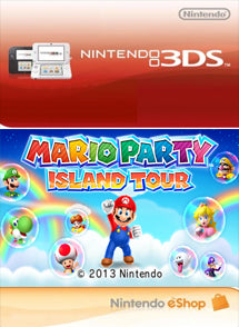 Mario Party Island Tour Juego Digital 3ds 2ds Chilecodigos