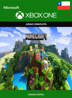 Minecraft Xbox One - Chilecodigos