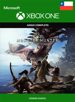 Monster Hunter World Xbox One - Chilecodigos