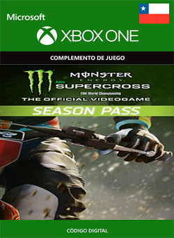 Monster Energy Supercross Season Pass Xbox One - Chilecodigos