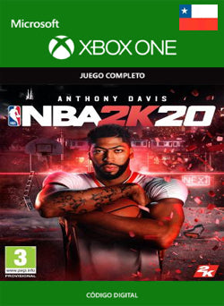 NBA 2K20 Xbox One - Chilecodigos