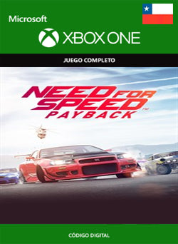 Need for Speed Payback Xbox One - Chilecodigos