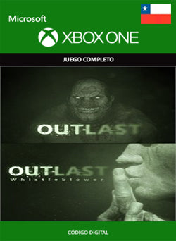 Outlast Bundle of Terror Xbox One
