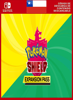 Pokemon Shield Expansion Pass Nintendo Switch