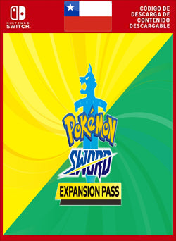 Pokemon Sword Expansion Pass Nintendo Switch