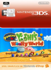 Poochy & Yoshis Woolly World, JUEGOS, NINTENDO - Chilecodigos