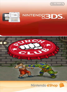 Punch Club, JUEGOS, NINTENDO - Chilecodigos