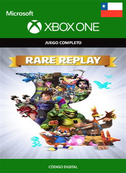 Rare Replay Xbox One - Chilecodigos