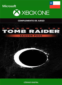 Shadow of the Tomb Raider Season Pass Xbox One, DLC, XBOX - Chilecodigos