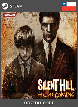 Silent Hill Homecoming STEAM, JUEGOS, STEAM - Chilecodigos