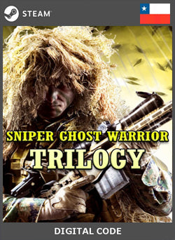 Sniper Ghost Warrior Trilogy STEAM - Chilecodigos
