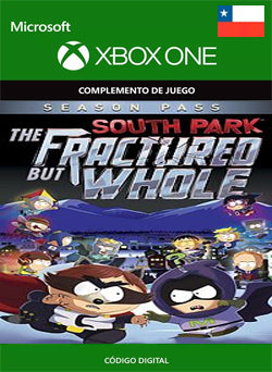 South Park The Fractured but Whole Season Pass Xbox One, DLC, XBOX - Chilecodigos