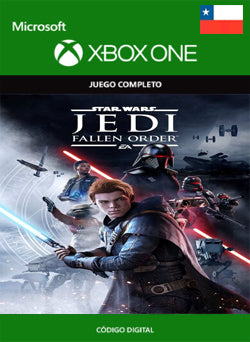 Star Wars Jedi Fallen Order Xbox One - Chilecodigos