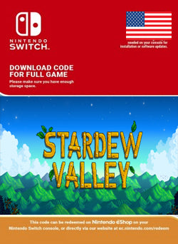 Stardew Valley Nintendo Switch, JUEGOS, NINTENDO - Chilecodigos