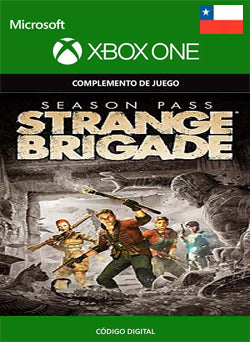 Strange Brigade Season Pass Xbox One, DLC, XBOX - Chilecodigos
