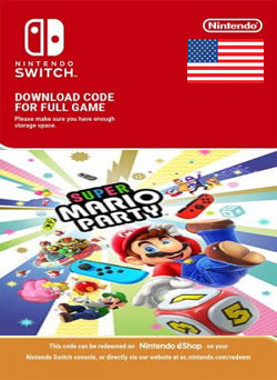 Super Mario Party Nintendo Switch, JUEGOS, NINTENDO - Chilecodigos