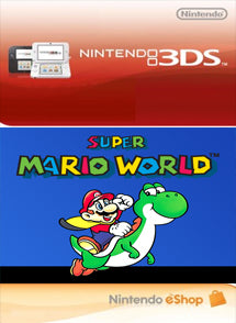 Super Mario World Juego Digital Nintendo 3ds Xl Chilecodigos